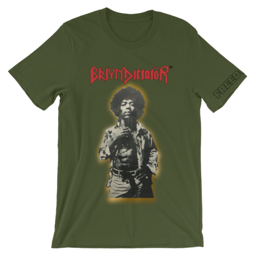 Premium Legends, Hendrix Freedom Tee