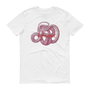 White Viper Blood Tee